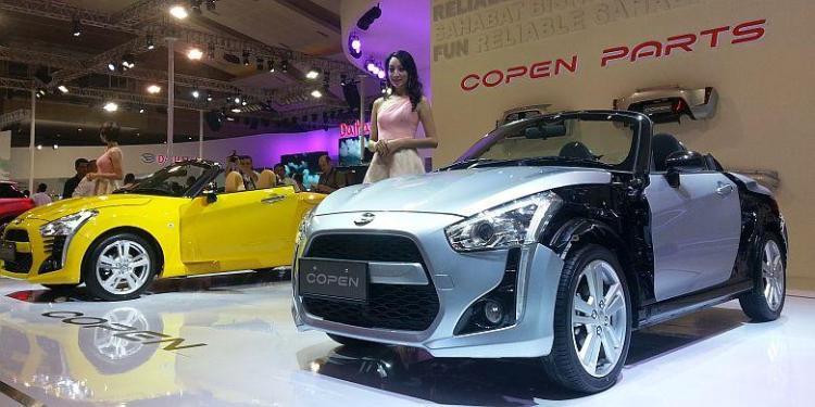 Harga Daihatsu Copen di Indonesia
